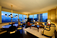 68th floor Apartment in Random House Tower and Park Imperial, New York, Usa