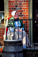 Woman in Williamsburg - Virginia, Usa