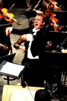 Daniel Harding with the Royal Concergebouw Orchestra in San Carlo Theater - Napoli, Italy