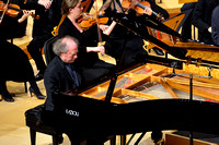 Jeffrey Kahane with the New World Symphony Orchestra, Miami